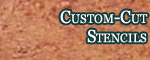 Custom-Cut Stencils Gallery